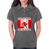 Country Music- Written In Blood Womens Polo