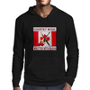 Country Music - Written With Blood Mens Hoodie