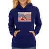 Country Music, Written With Blood Womens Hoodie