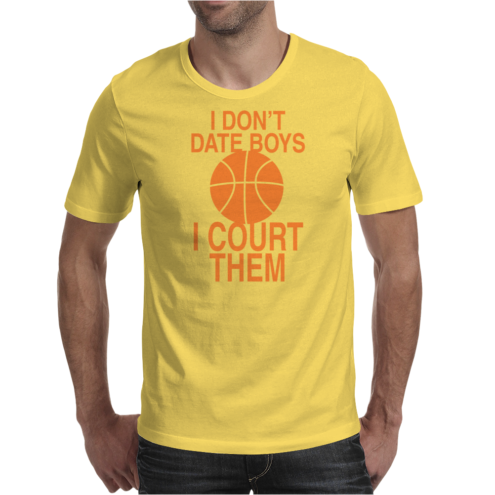 Court Mens T-Shirt