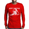 Cousin Eddie Christmas Vacation Mens Long Sleeve T-Shirt