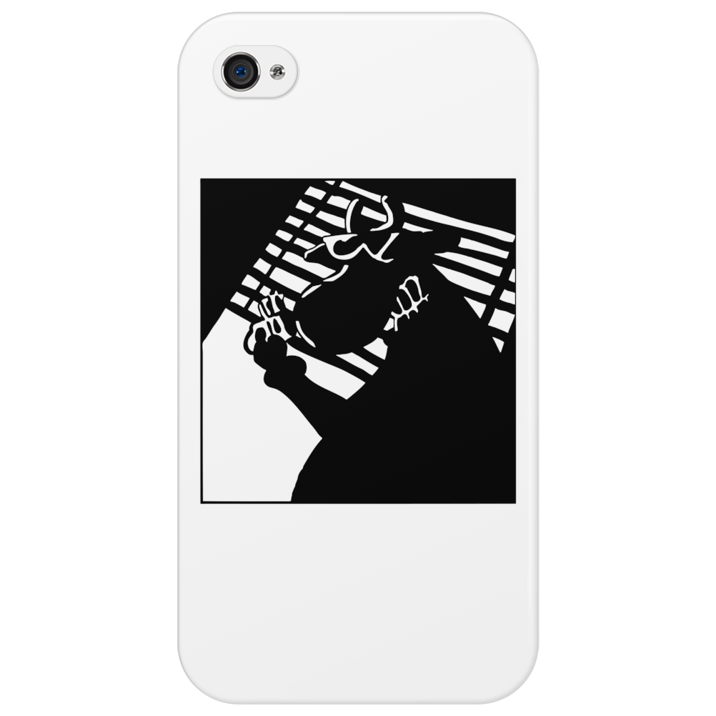 Cow Noir Phone Case