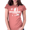Cowboy Bebop Spike Ed Jet Faye Edward Ein Anime Womens Fitted T-Shirt