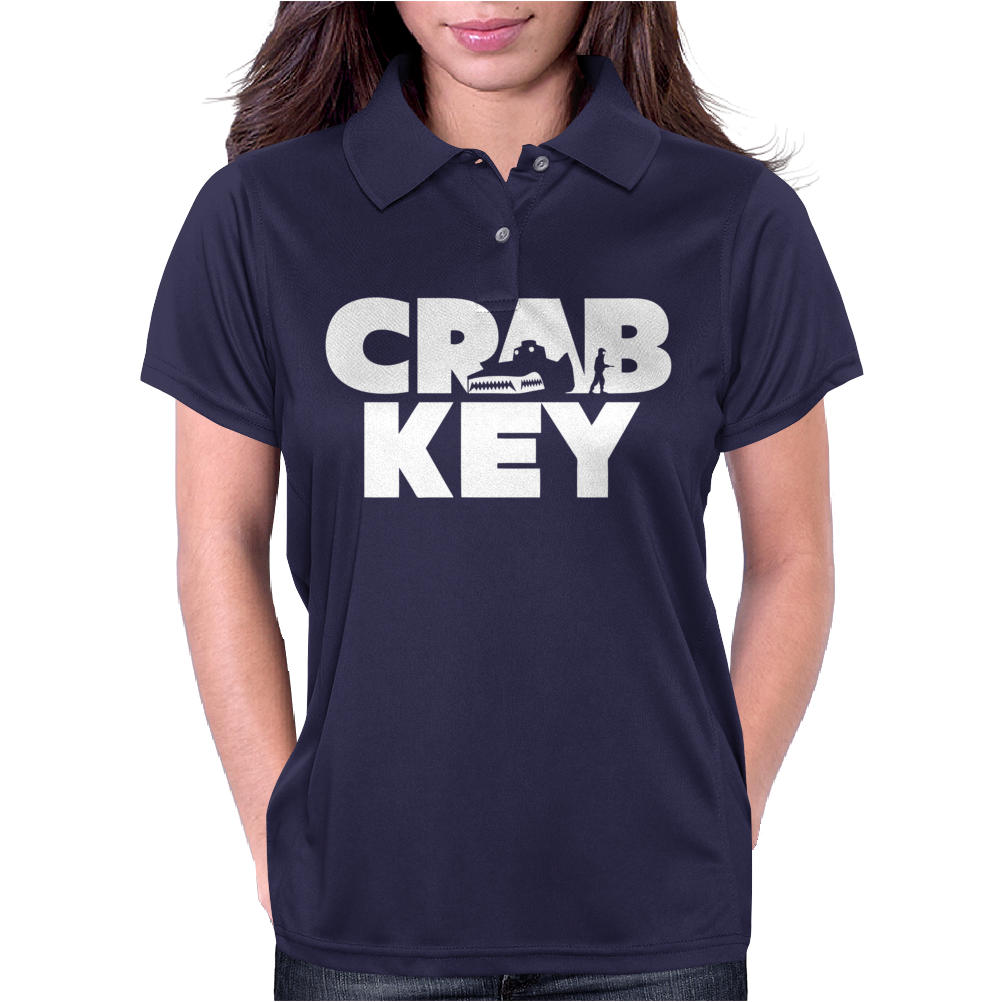 Crab Key Womens Polo