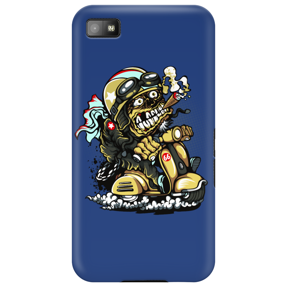 Crazy Biker Phone Case