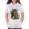 Crazy Biker Womens Polo