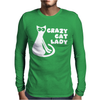 Crazy Cat Lady Mens Long Sleeve T-Shirt