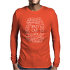 Crazy Cat Lady.. Mens Long Sleeve T-Shirt