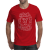Crazy Cat Lady.. Mens T-Shirt
