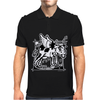 Crazy Cow Mens Polo