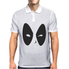 CRAZY FACE Mens Polo