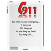 CRAZY FUNNY HUMOUR 911:WHAT IS YOUR EMERGENCY ...I LOVE YOU, HANG UP NO YOU HANG UP FIRST HANG UP! Tablet