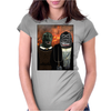 CRAZY GOTHIC Womens Fitted T-Shirt
