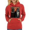 CRAZY GOTHIC Womens Hoodie
