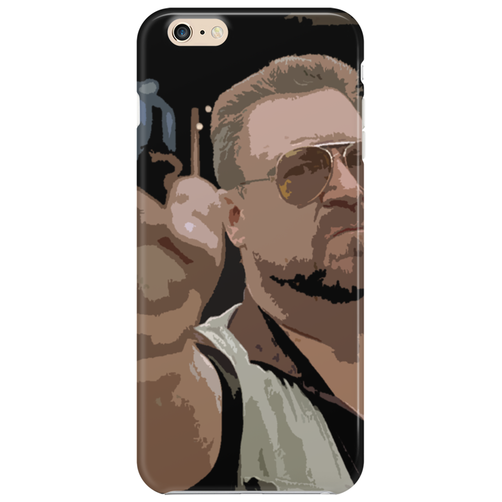 Crazy Man Phone Case