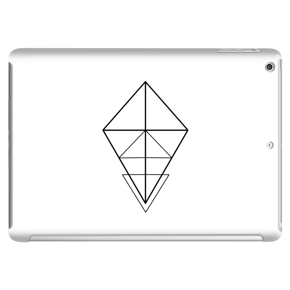 Crazy Triangle Tablet (horizontal)