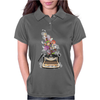 Creativity by retro typewriter Womens Polo