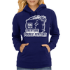 Creature Double Feature 56 Womens Hoodie