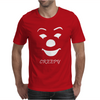 Creepy Clown Mens T-Shirt