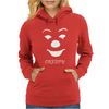 Creepy Clown Womens Hoodie
