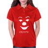 Creepy Clown Womens Polo