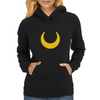 crescent Womens Hoodie
