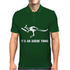Cricket It's An Aussie Thing Mens Polo