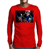 critroll fan art pecey and hes ine demon Mens Long Sleeve T-Shirt
