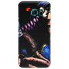 critroll fan art pecey and hes ine demon Phone Case