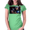 critroll fan art pecey and hes ine demon Womens Fitted T-Shirt