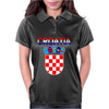 Croatia Coat Of Arms Womens Polo