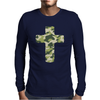 Croce Militare Mens Long Sleeve T-Shirt