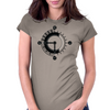 Crono Trigger Time Clock Womens Fitted T-Shirt