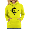 Crono Trigger Time Clock Womens Hoodie