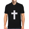 Cross Religion Cool Dope Swag Hipste Mens Polo