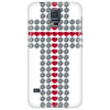 Crossing Hearts Phone Case