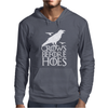 Crows Before Hoes Game Of Thrones Got Mens Hoodie