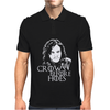 Crows Before Hoes Mens Polo