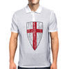 Crusader Flag Mens Polo