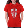 Crusader Flag Womens Polo