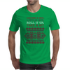 Crush A Bit Ugly Sweater Mens T-Shirt