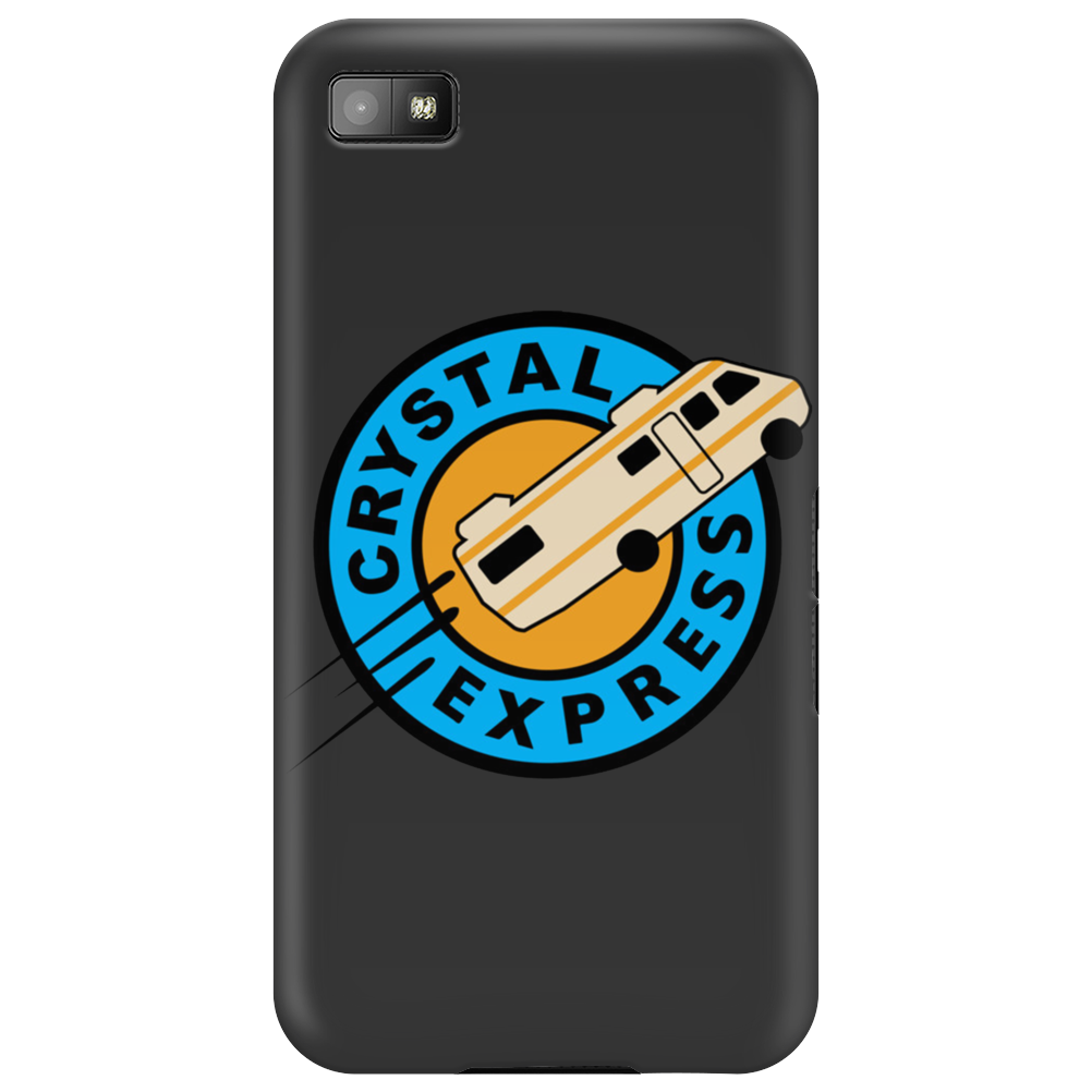 Crystal Express - Breaking Bad Phone Case