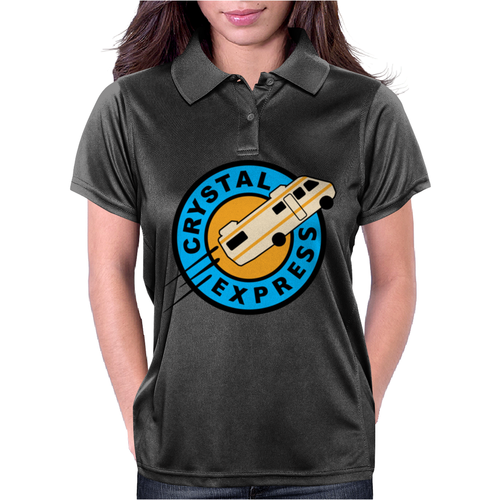Crystal Express - Breaking Bad Womens Polo