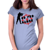 Cs Pro Gamer Womens Fitted T-Shirt