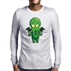 Cthulhu by Yobeeno.com Mens Long Sleeve T-Shirt