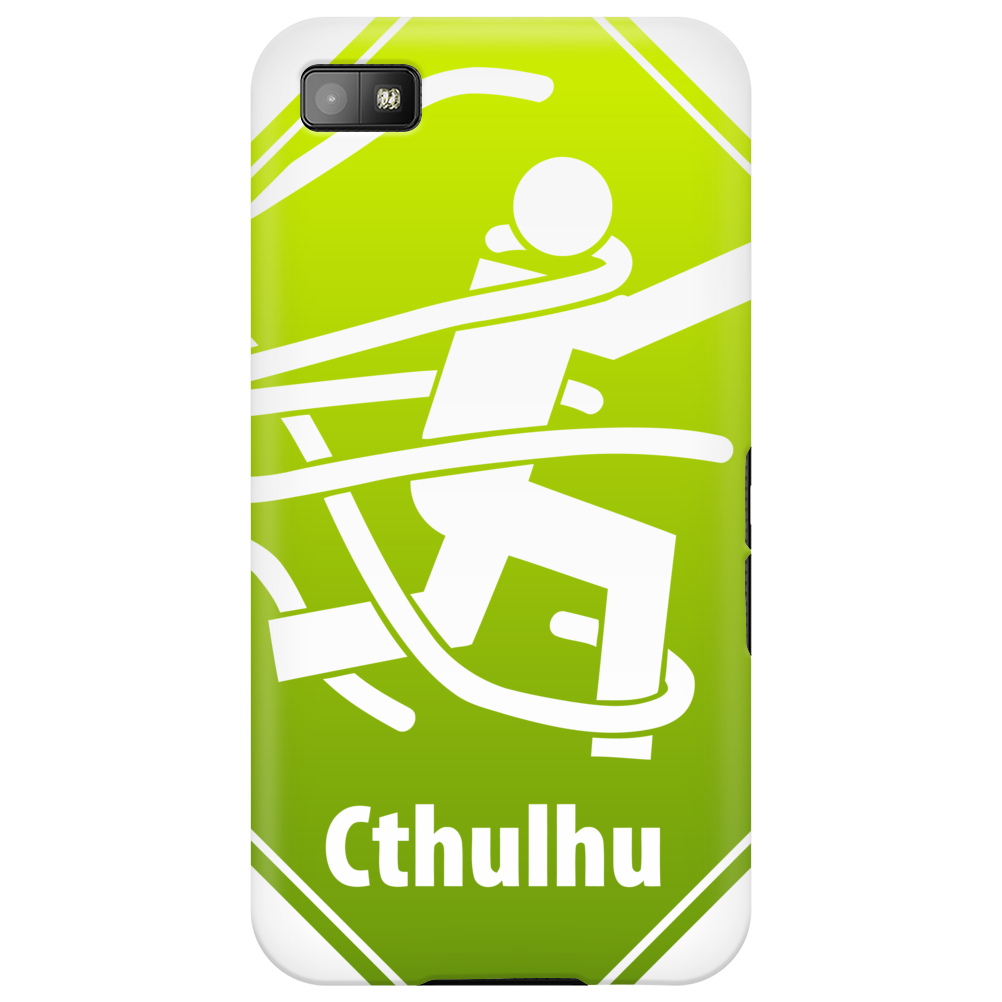 Cthulhu danger 2 Phone Case