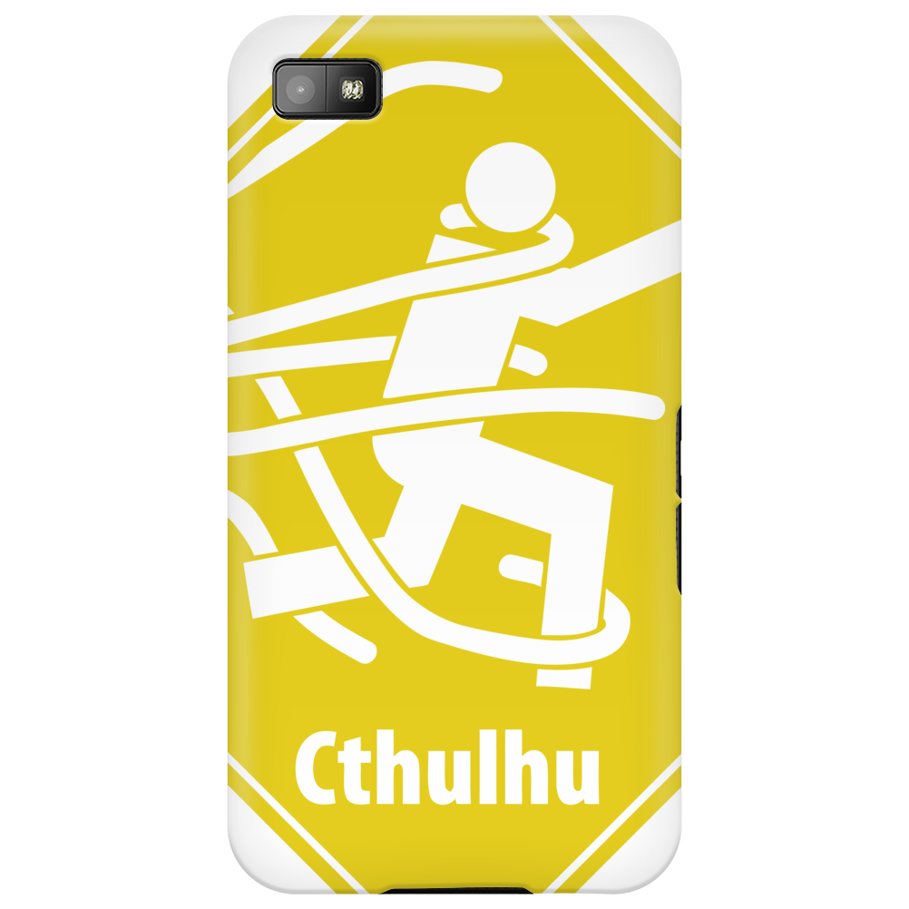 Cthulhu danger Phone Case