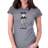 cthulhu is dead Womens Fitted T-Shirt