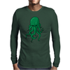 Cthulhu Octopus Lovecraft 2 Mens Long Sleeve T-Shirt