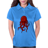 Cthulhu Octopus Lovecraft 3 Womens Polo